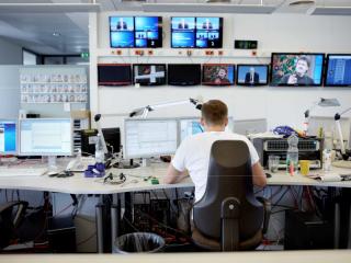 Technisch begeisternd:<br> Digitales Storytelling via CMS