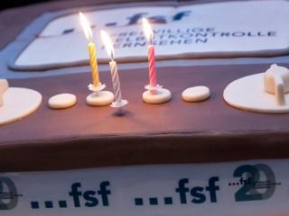 Verantwortungsvoll:<br> 20 Jahre FSF